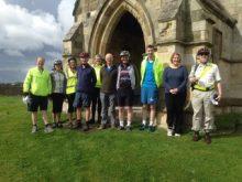 EW ride Ellerton Priory